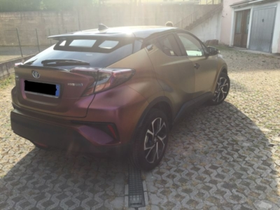 Toyota Hibrid mimetico